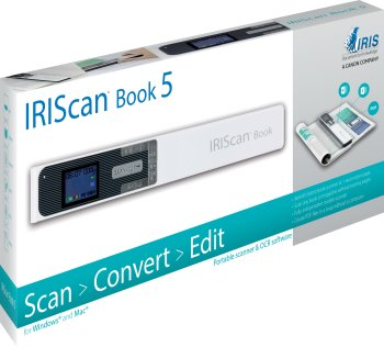IRIScan Book 5 Wi-Fi