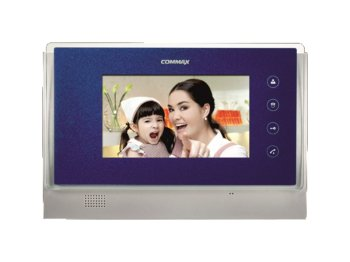 Wideodomofon COMMAX CDV-70U(DC) BLUE 16-28V DC
