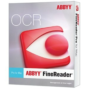 ABBYY FineReader PRO FOR MAC- Elektroniczna
