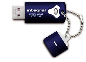 Szyfrowany pendrive Crypto Drive DUAL - Mac OS i Windows